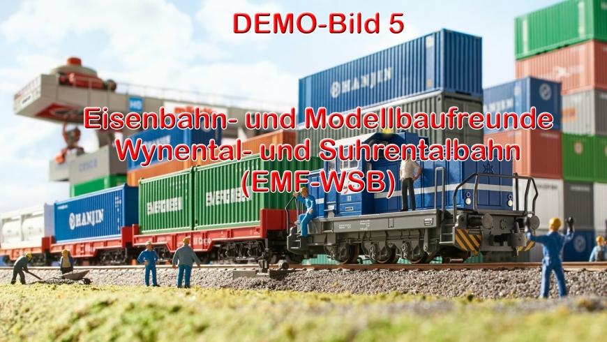 EISENBAHN- UND MODELLBAUFREUNDE WSB | EMF-WSB